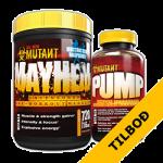 Mutant pump pakki